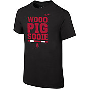 Nike Youth Arkansas Razorbacks Local Verbiage Black T-Shirt