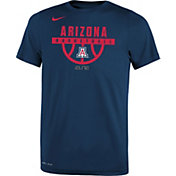 Nike Youth Arizona Wildcats Navy Basketball Legend T-Shirt