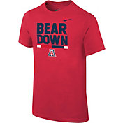 Nike Youth Arizona Wildcats Cardinal Local Verbiage T-Shirt