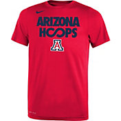 Nike Youth Arizona Wildcats Cardinal Basketball Legend T-Shirt