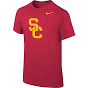 Nike Youth USC Trojans Cardinal Logo T-Shirt
