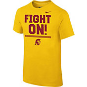 Nike Youth USC Trojans Gold Local Verbiage T-Shirt