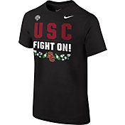 Nike Youth USC Trojans 2017 Goodyear Cotton Bowl Classic Bound Verbiage T-Shirt