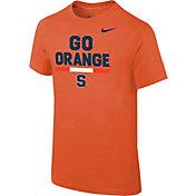 Nike Youth Syracuse Orange Local Verbiage Orange T-Shirt