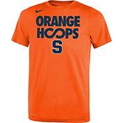 Nike Youth Syracuse Orange Orange Basketball Legend T-Shirt