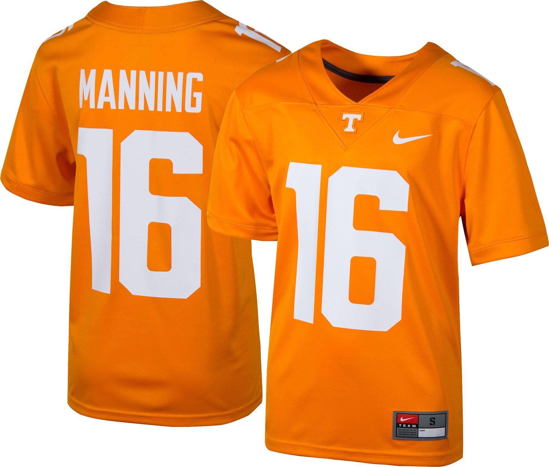 youth small peyton manning jersey