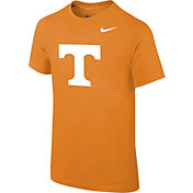 Nike Youth Tennessee Volunteers Tennessee Orange Logo T-Shirt