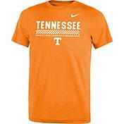 Nike Youth Tennessee Volunteers Tennessee Orange Football Staff Legend T-Shirt