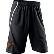 Nike Youth Texas Longhorns Black Fly XL 5.0 Football Sideline Shorts