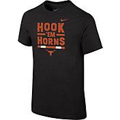 Nike Youth Texas Longhorns Local Verbiage Black T-Shirt