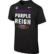 Nike Youth Washington Huskies 2017 PlayStation Fiesta Bowl Bound Verbiage T-Shirt