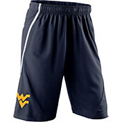 Nike Youth West Virginia Mountaineers Blue Fly XL 5.0 Football Sideline Shorts