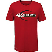 Nike Youth San Francisco 49ers Legend Icon Performance Red T-Shirt