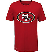 Nike Youth San Francisco 49ers Legend Logo Red Performance T-Shirt
