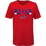 Nike Youth Buffalo Bills Legend Staff Performance Red T-Shirt