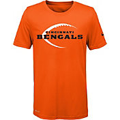 Nike Youth Cincinnati Bengals Legend Icon Performance Orange T-Shirt