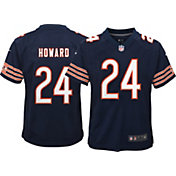 Nike Youth Home Game Jersey Chicago Bears Jordan Howard #24