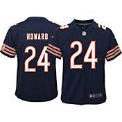 Nike Youth Home Game Jersey Chicago Bears Jordan Howard #24