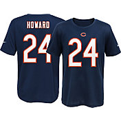 Nike Youth Chicago Bears Jordan Howard #24 Pride Navy T-Shirt