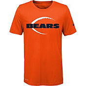 Nike Youth Chicago Bears Legend Icon Performance Orange T-Shirt