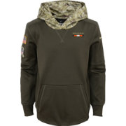 Nike Youth Chicago Bears Salute to Service 2017 Therma-FIT Pullover Hoodie
