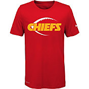 Nike Youth Kansas City Chiefs Legend Icon Performance Red T-Shirt