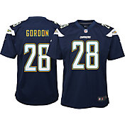 Nike Youth Home Game Jersey Los Angeles Chargers Melvin Gordon #28