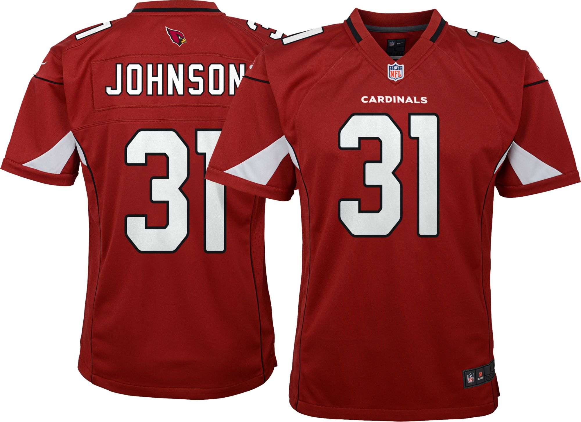 david johnson stitched jersey