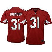Nike Youth Home Game Jersey Arizona Cardinals David Johnson #31