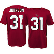 Nike Youth Arizona Cardinals David Johnson #31 Pride Red T-Shirt