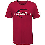 Nike Youth Arizona Cardinals Legend Icon Performance Red T-Shirt