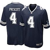 Nike Youth Home Limited Jersey Dallas Cowboys Dak Prescott #4