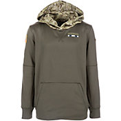 Nike Youth Dallas Cowboys Salute to Service 2017 Therma-FIT Performance Hoodie