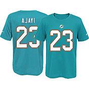 Nike Youth Miami Dolphins Jay Ajayi #23 Pride Aqua T-Shirt