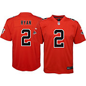 Nike Youth Color Rush Game Jersey Atlanta Falcons Matt Ryan #2