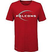 Nike Youth Atlanta Falcons Legend Icon Performance Red T-Shirt