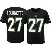 Nike Youth Jacksonville Jaguars Leonard Fournette #27 Pride Black T-Shirt