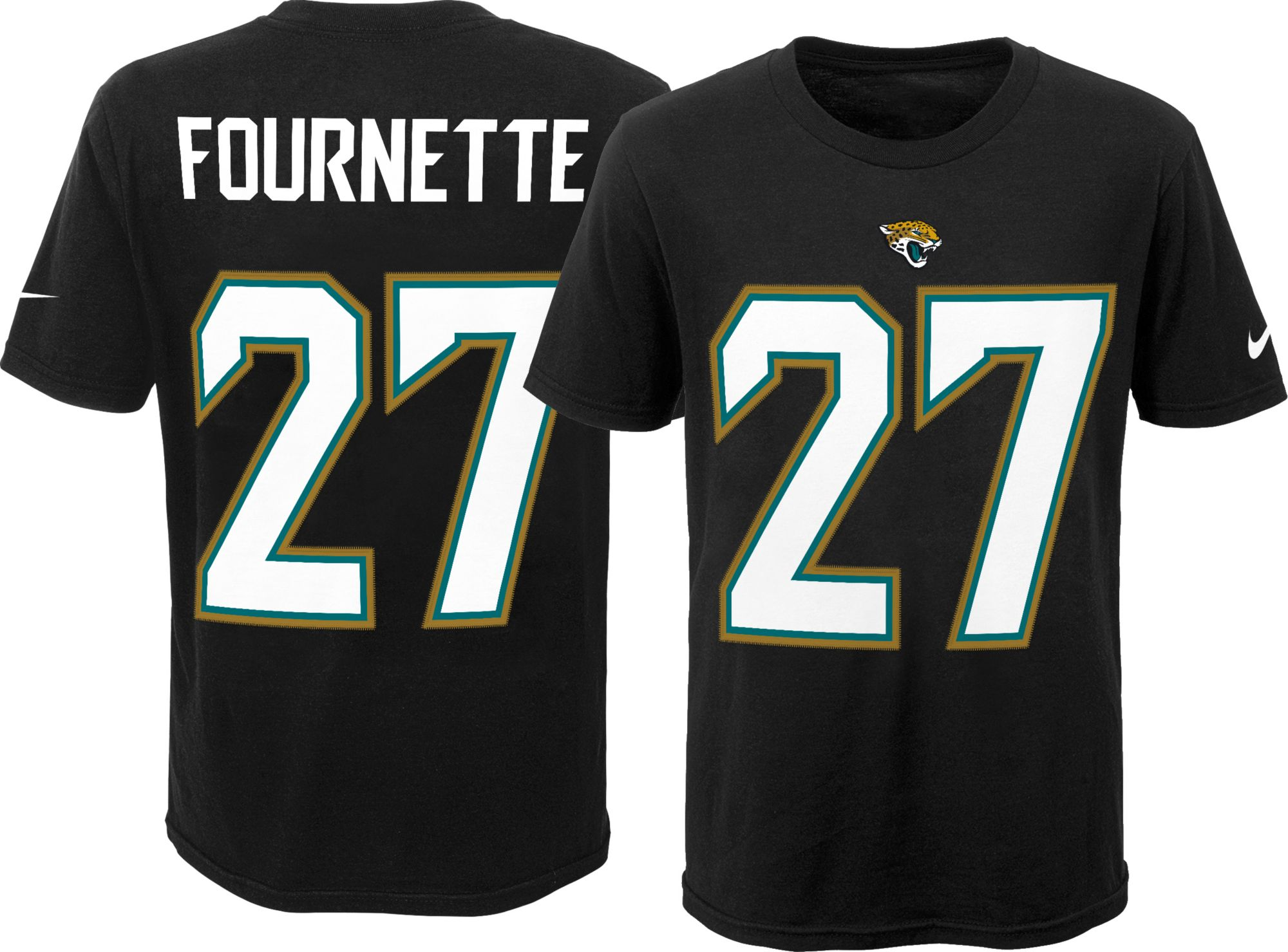 lowest price 65bbf 604d3 27 leonard fournette jersey nj