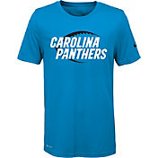 Nike Youth Carolina Panthers Legend Icon Performance Blue T-Shirt