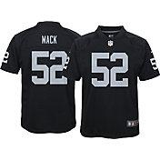 Nike Youth Home Game Jersey Oakland Raiders Khalil Mack #52