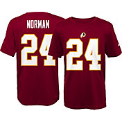 Nike Youth Washington Redskins Josh Norman #24 Pride Red T-Shirt