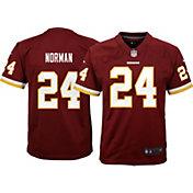 Nike Youth Home Game Jersey Washington Redskins Josh Norman #24
