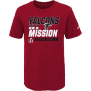 Nike Youth Super Bowl LI Bound Atlanta Falcons Mission T-Shirt