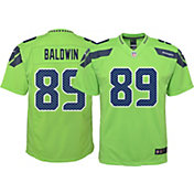 Nike Youth Color Rush Game Jersey Seattle Seahawks Doug Baldwin #89