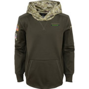 Nike Youth Seattle Seahawks Salute to Service 2017 Therma-FIT Pullover Hoodie