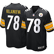 Nike Youth Home Game Jersey Pittsburgh Steelers Alejandro Villanueva #78
