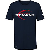 Nike Youth Houston Texans Legend Icon Performance Navy T-Shirt
