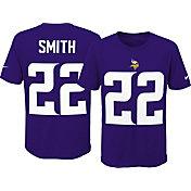 Nike Youth Minnesota Vikings Harrison Smith #22 Pride Purple T-Shirt