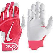 Nike Youth Hyperdiamond Edge Batting Gloves 2018