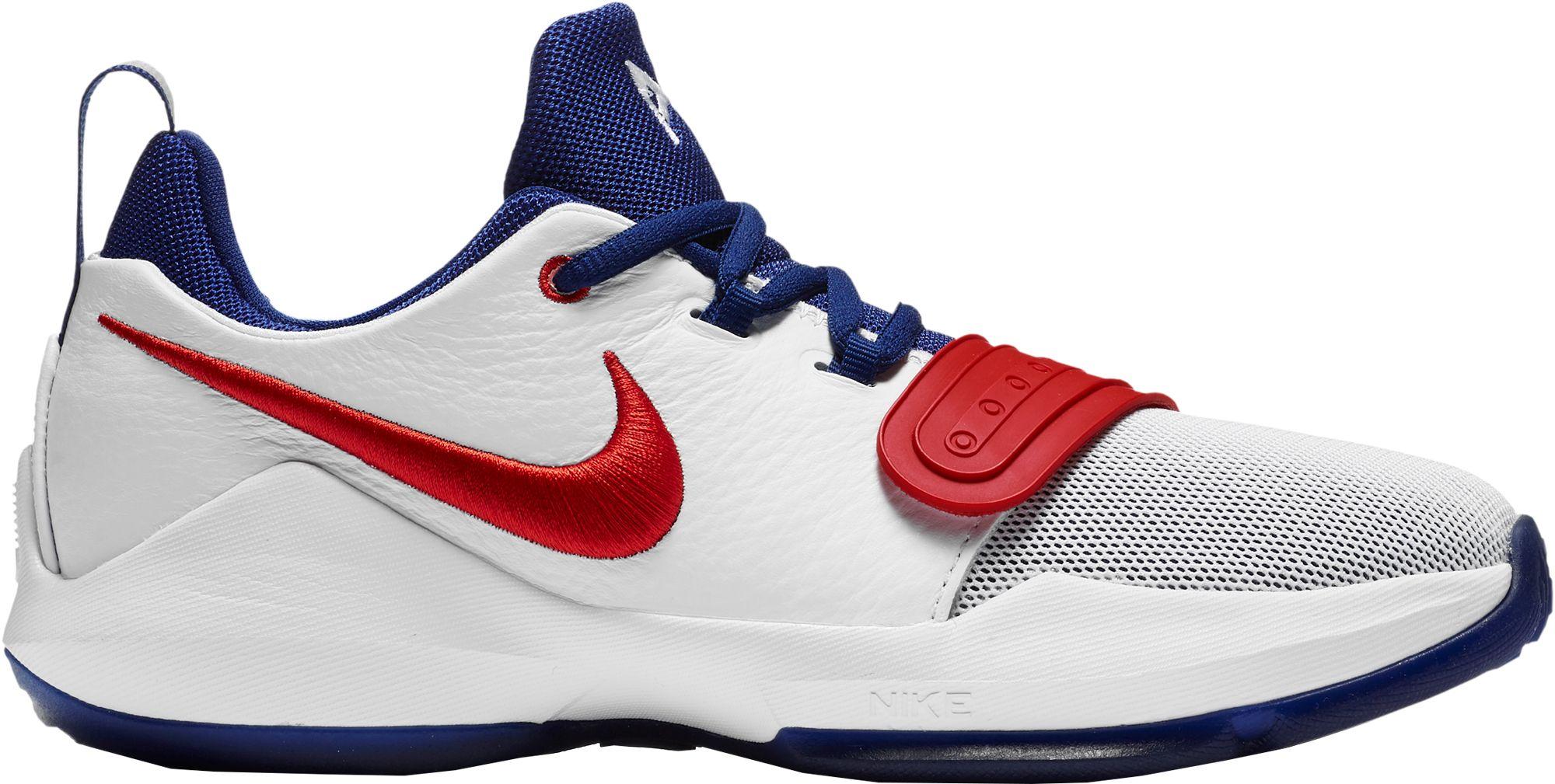 Nike Kids' Grade School PG 1 Basketball Shoes DICK'S Sporting Goods
